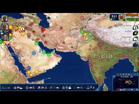 Power And Revolution Geopolitical Simulator 4 -  Saudi Arabia Part One