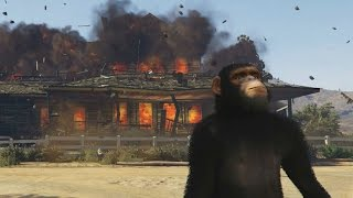 Grand Theft Auto V: Spirit Animals - Part 1