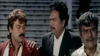 Alluda Majaka Full Movie HD - Part 14/15 - Chiranjeevi, Ramya Krishna & Rambha