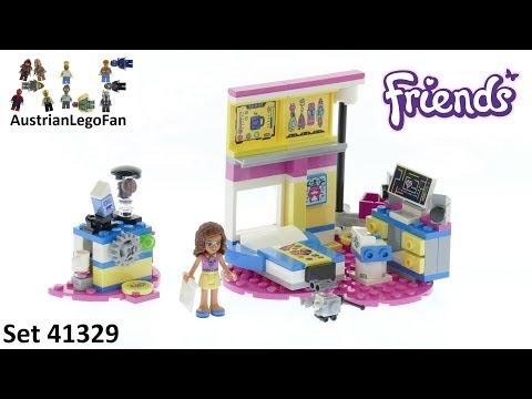 Lego Friends 41329 Olivias Deluxe Bedroom Lego Speed