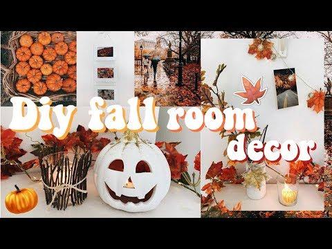 DIY Fall/Autumn Room Decor (Cheap & Easy)   Rebecca Ellie