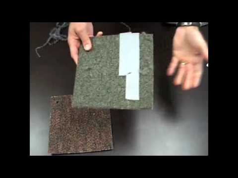 Kraus ZipperLock carpet demonstration