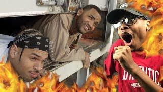 Rip Logic Joyner Lucas Chris Brown Stranger Things Reaction