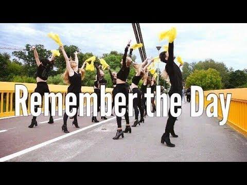SHOSHANA BEAN - Remember the Day | #alberzonefierce choreography