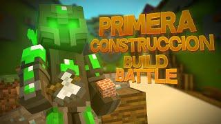 MI PRIMERA GRAN CONSTRUCCIÓN : BUILD BATTLE