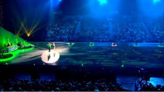 Dancing on Ice Live 2011 - Riverdance DVD clip