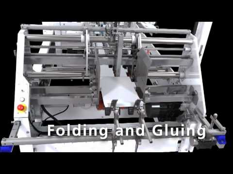 Commercial print finishing solutions