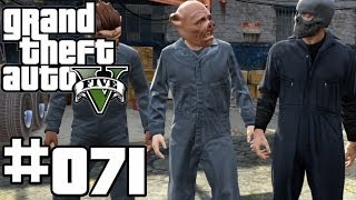 Grand Theft Auto V (GTA 5) #071 - Blitzaktion [Let´s Play][HD]