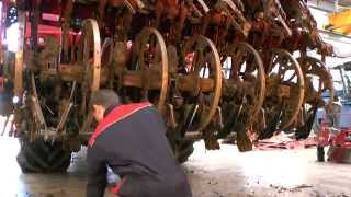 Tips and Tricks   GRIMME REXOR 620 walking share blade service