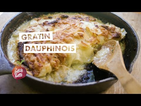 gratin dauphinois recette facile