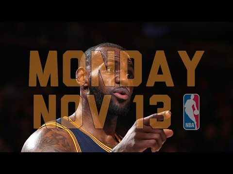 NBA Daily Show: Nov. 13 - The Starters