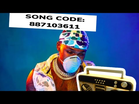 Dababy Rockstar Ft Roddy Ricch Roblox Song Code Youtube