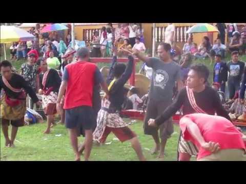 Mendem Janturan Ebeg Turonggo Mudo Mekar Sari di Linggasari Kembaran Banyumas