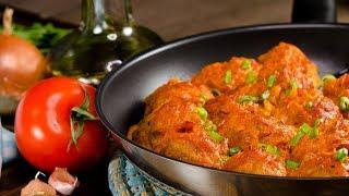 Тефтели в томатном соусе. Как приготовить нежнейшие тефтели с рисом