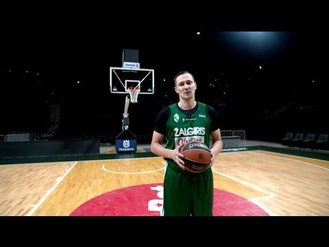 EuroLeague Weekly: Focus on Paulius Jankunas, Zalgiris Kaunas