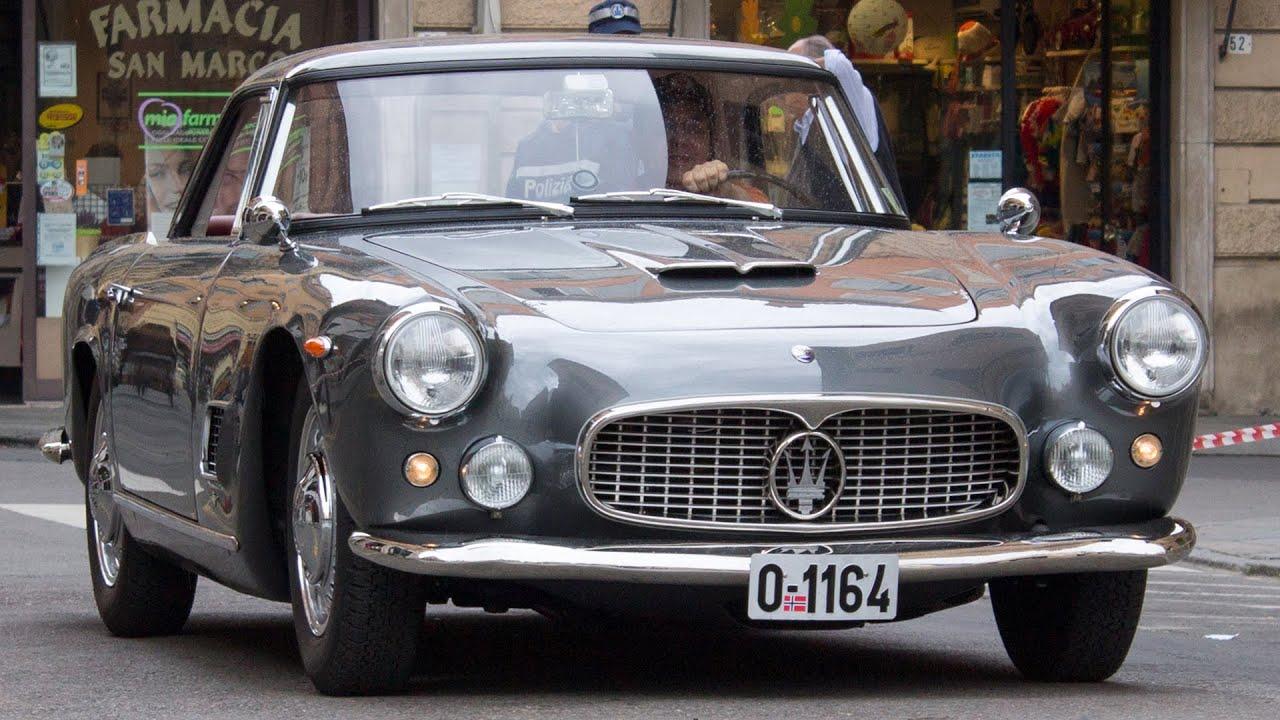 Rare Maserati 3500 Gt Touring Superleggera Maserati100