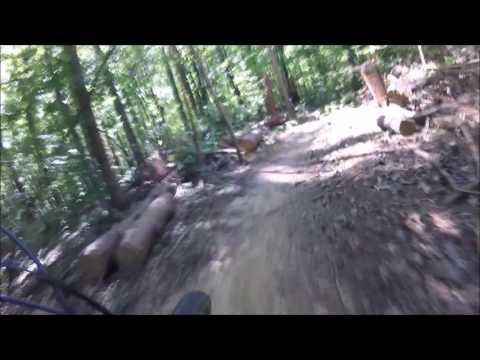 Kernersville Mountain Bike Park - Full Lap 2016