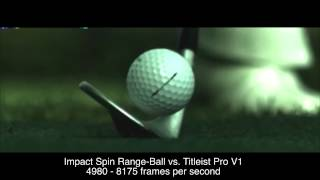 Golf Impact Slow Motion Highspeed Video Christian Neumaier