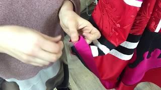 הסודות של השמלה של נטע ברזילי לאירווזיון1 The secrets of Netta Barzilai's dress