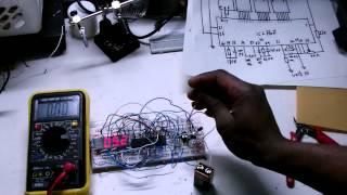 icl7107 digital volmeter