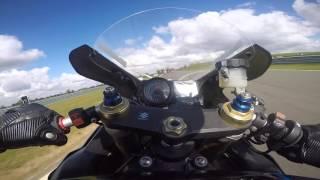 Snetterton Crash