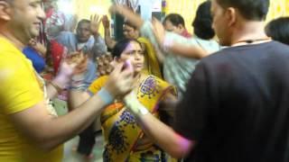 Gadwali Wedding Of Dhanita & Sanjay 1/12/2015 (BAAR PETU) PART 2