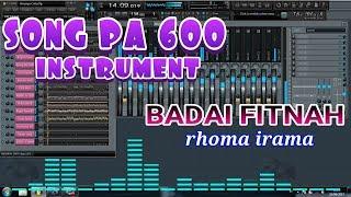 BADAI FITNAH - Dangdut FL Studio Korg PA 600