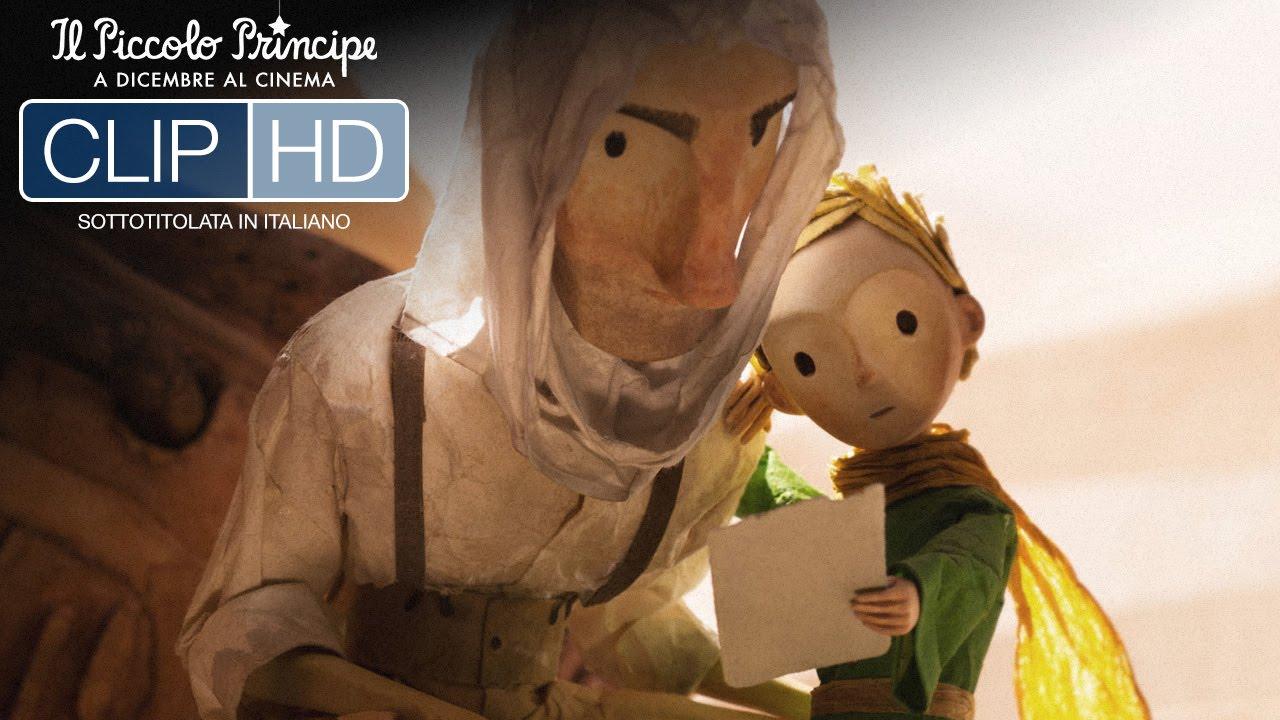 Il piccolo principe trailer e clip in italiano interviste ai