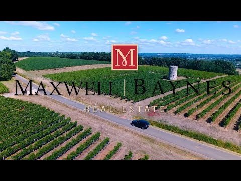 Maxwell-Baynes Real Estate Agent - Chateau & luxury properties & vineyards for sale, Bordeaux France