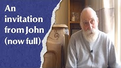 An invitation from John (note: the first silent meditation retreat is now full.)