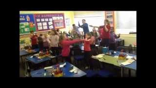 harlem shake - (Primary School / Elementary School Edition)
