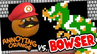 Annoying Orange vs. Bowser