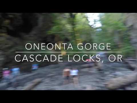 Oneonta Gorge - Cascade Locks, OR