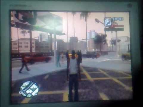GTA San Andreas Unlock All Stores Cheat PC