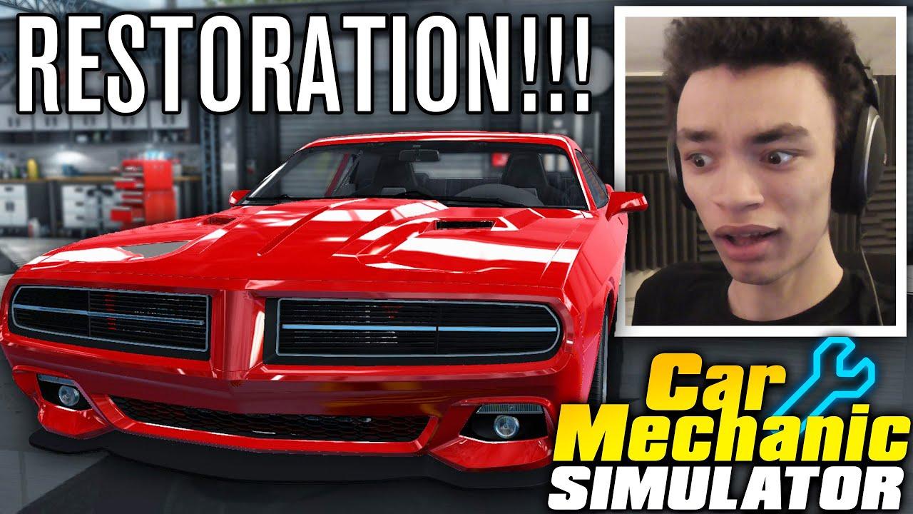 Taz Mechanic Simulator  Crazy Games  Free Online Games