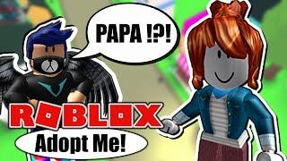 👀 EIN MÄDCHEN IST MEIN PAPA ?!? Roblox ADOPT ME! 😂 OLIGUSTAV WITH FRIENDS