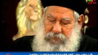 """الأب مكارى: التقدم اللى شهدته """"مصر السيسى"""" فى سنتين لم تشهده فى سنوات مبارك.. ويؤكد: أنا مش منافق (فيديو)"""