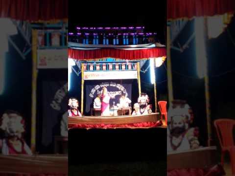 Beautifull yakshagana song by Seetaram Amin Buntwal