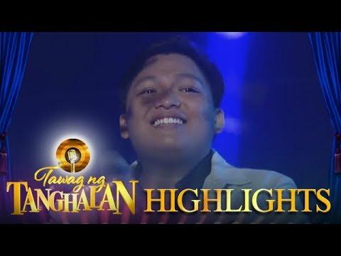 Tawag ng Tanghalan: John Mark Saga makes it to the TNT Hall Of Fame!