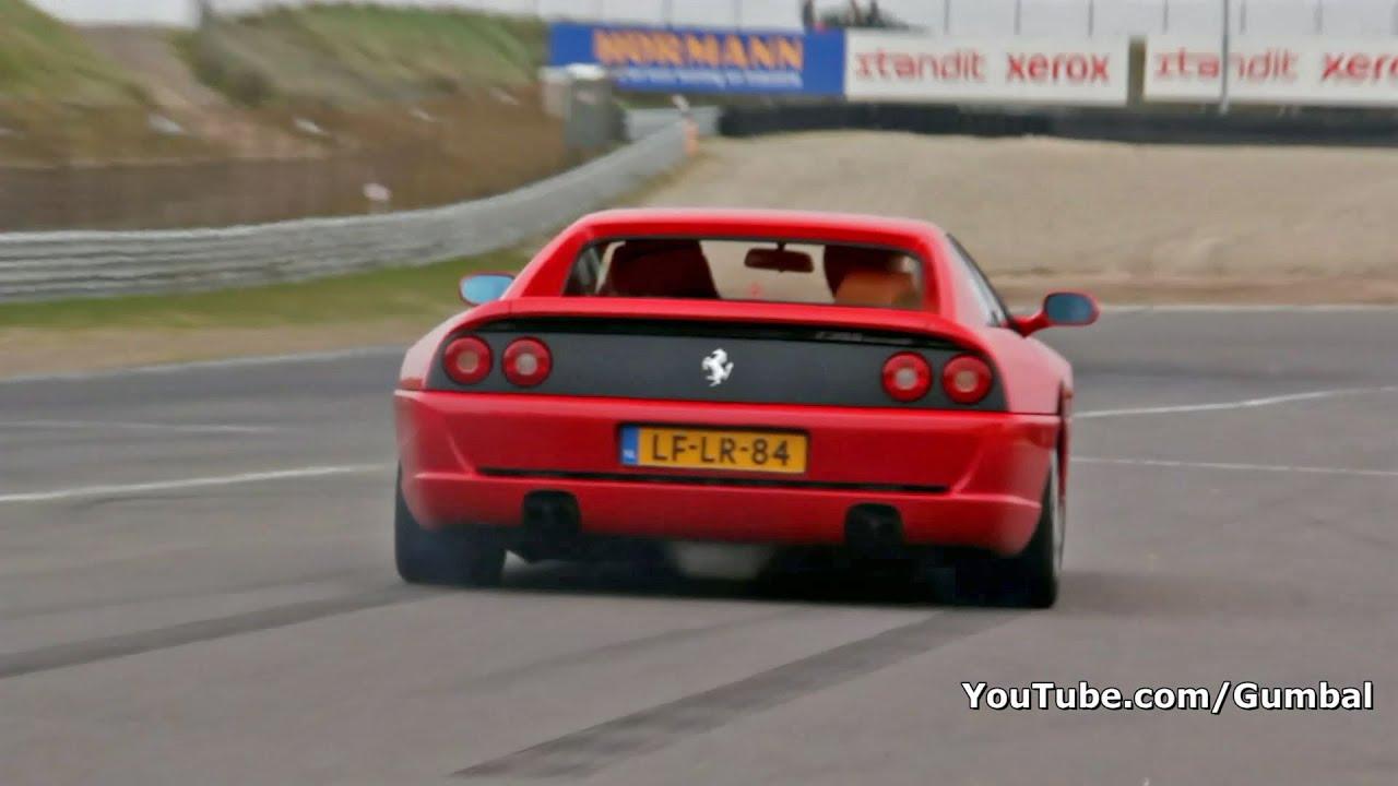 Ferrari F355 Berlinetta Power Launch 1080p Hd Youtube