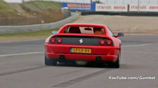 Ferrari F355 Berlinetta POWER LAUNCH!! 1080p HD