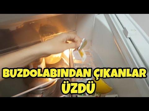 Buzdolabı Üzdü // Evimizin Son Durumu !