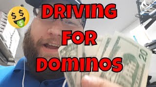 driving for dominos