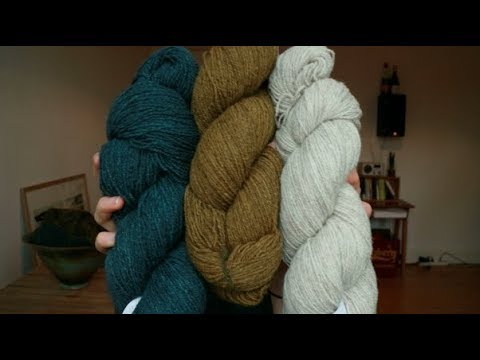 The Knitting Pace Podcast Ep.  11 - The prize for the stash-along (KAL)!