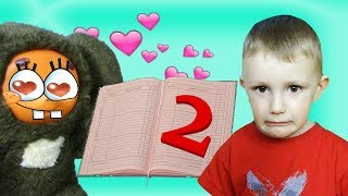 Двойка в школе! ЧЕБУРЕЧНЫЕ ИСТОРИИ #3