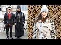 London Fashion Week Autumn Winter 2014 2015 Street Style