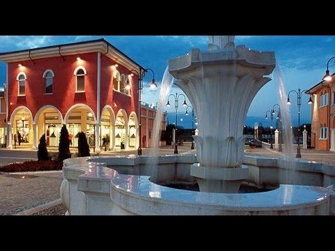 Die besten Outlets rund um die Adria - Italien ᴴᴰ 🏬 👛 🏬 N.5 ...