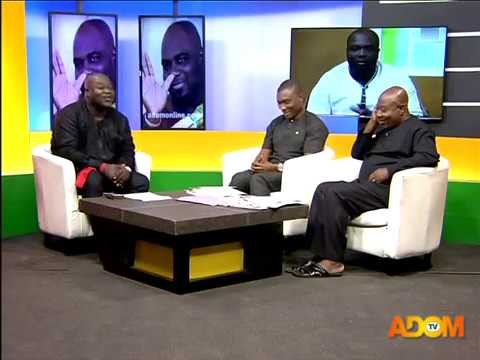 Badwam Mpensenpensenmu on Adom TV (22-11-17)