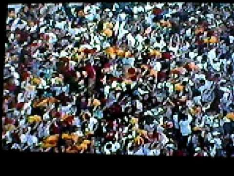 USC vs. Stanford 1995 Keyshawn Game Winning TD