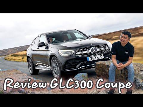 Đánh giá Mercedes GLC300 Coupe 2020 chiếc xe dành cho khách hàng chịu chơi chịu chi và phong cách